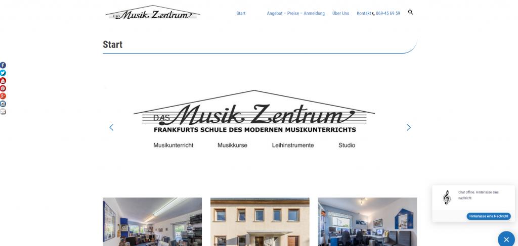 Das Musikzentrum