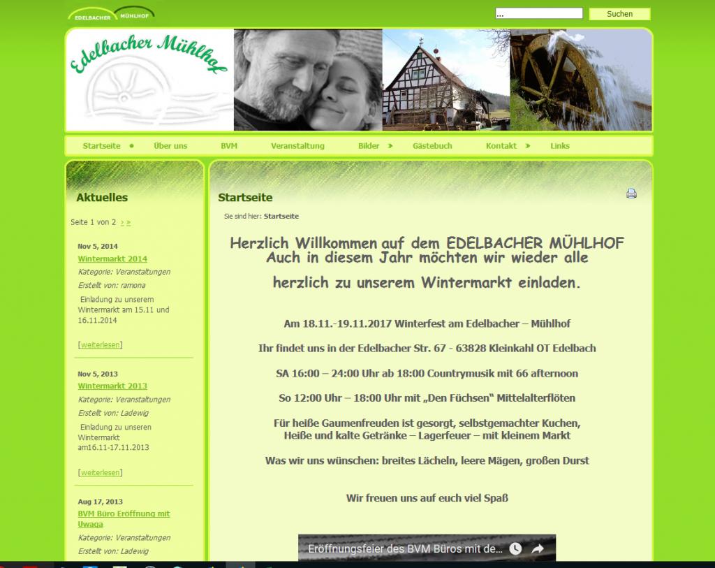 Edelbacher Mühlhof