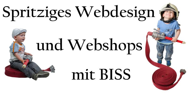 Webdesign mit BISS